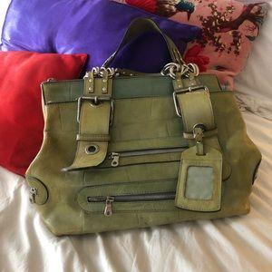 Leather Chloé bag